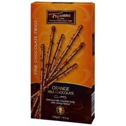 Palitos de chocolate con Naranja Trianon